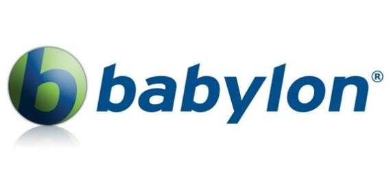 مترجم آنلاین Babylon