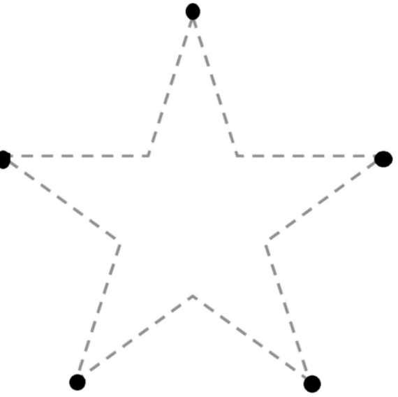 تمرین ستاره