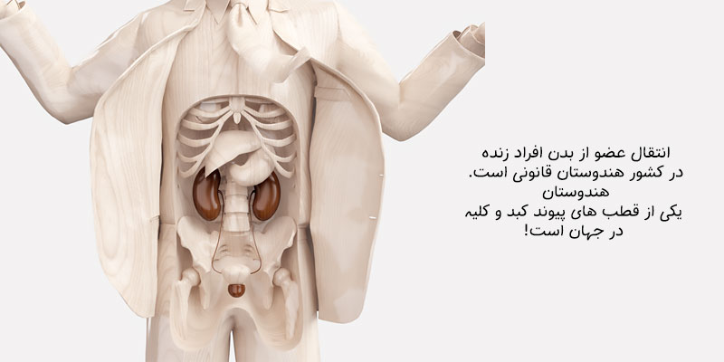 خرید و فروش اعضای بدن انسان یکی از خدمات گردشگری سلامت