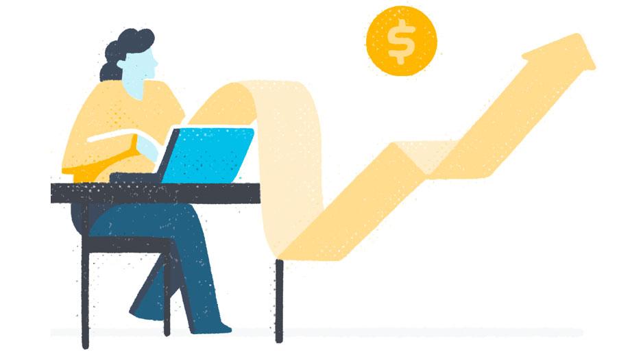 درآمد دلاری: چگونه محتوا و محصول خود را به دلار بفروشیم؟ + راهنمای کامل