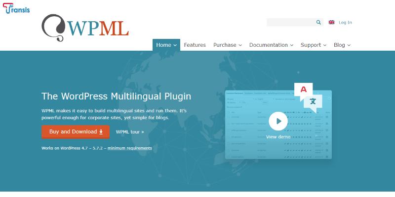دانلود افزونۀ ترجمۀ سایت WPML